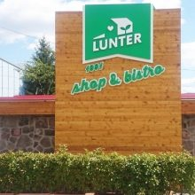 LUNTER shop & bistro